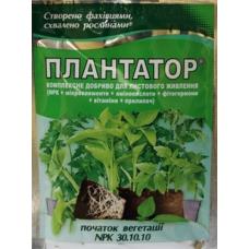 Добриво Плантатор Початок вегетації - NPK 30.10.10., 25г